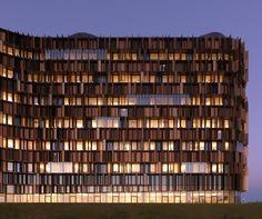 Tertiary Building U15 in Milan, Italy by Cino Zucchi Architetti
