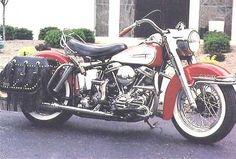 1963 Harley-Davidson Pan Head