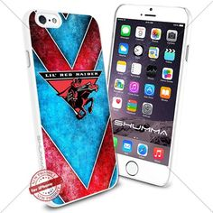 """NCAA Texas Tech Red Raiders iPhone 6 4.7"""" Case Cover Protector for iPhone 6 TPU Rubber Case White SHUMMA http://www.amazon.com/dp/B0175X95Q4/ref=cm_sw_r_pi_dp_ndqPwb18Y64H0"""