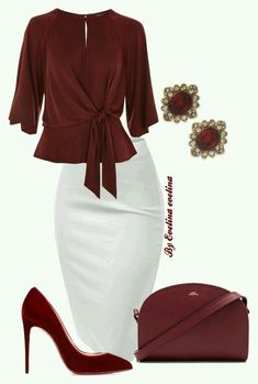 which shoes with maroon dress best outfits to wear - Muco Pehlivan - . - which shoes with maroon dress best outfits to wear – Muco Pehlivan – – Which - Classy Outfits, Chic Outfits, Fashion Outfits, Womens Fashion, Skirt Outfits, Fashion Clothes, Dress Skirt, Woman Outfits, Fashion Heels