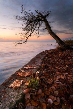 Autumn on the Garda lake - Il lago di Garda in autunno e' il posto migliore per rilassarsi