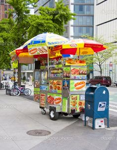 hot dog stand chicago