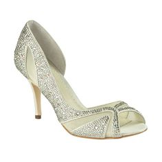 Bellissima Bridal Shoes is a top provider of wedding shoes online. Our selections include a wide selection of heels, flats and sandals from high-end designers. Bling Wedding Shoes, Wedding Heels, Bridal Shoes, Ivory Wedding, Bling Shoes, Seaside Wedding, Buy Shoes, Me Too Shoes, Women's Shoes