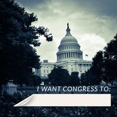 Facebook graphic for Republican David Vitter, asking fans to comment with the things they want the new Congress to accomplish. Let our team bring branding, creative content and digital strategy to your campaign or cause. Learn more about how to work with Harris Media here: www.harrismediallc.com