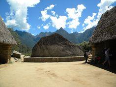 Pedra sagrada em Machu Pichu ! Sacred Rock in Machu Pichu !