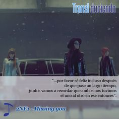 2NE1 - Missing you | KPop