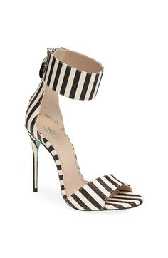 CJG 'Malibu' Sandal available at #Nordstrom the sole if Tiffany Blue !!!