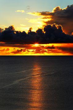 Okinawa Sunset (by Shingan Photography)