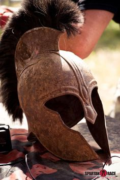 True Spartan style!  #Greek #Spartan #SpartanRace www.spartanrace.com