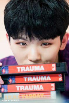 Seventeen at Behind The Scene Photo Shoot Teen Age #Woozi