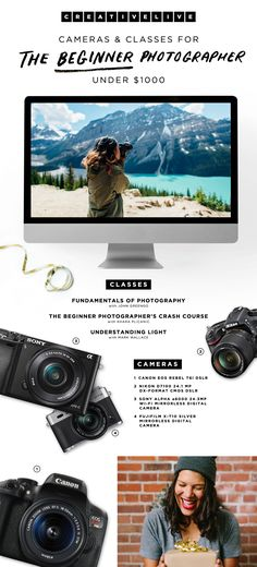 Gifts every beginner photographer needs (and wants!)