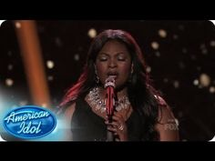 "I just loved this version, it had me spellbound....  Candice Glover Performs ""Somewhere"" - AMERICAN IDOL SEASON 12."