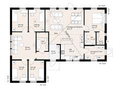 Super Ideas For Design Interior Projeto Sims Building, Building A House, Scandinavian Kids Rooms, Smart Home Design, Vertical Garden Design, House Layouts, Apartment Design, My Dream Home, Exterior Design