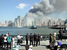 SEPTEMBER 11, 2001 by Geoffrey Notkin Wtc 9 11, 11 September 2001, We Will Never Forget, Lower Manhattan, Pearl Harbor, World Trade Center, World History, Planet Earth, In This World