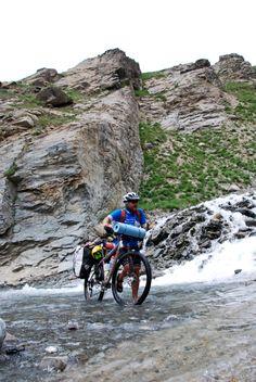 Indie Ladakh Highway 2013