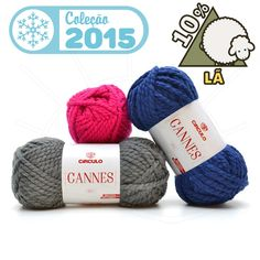 Fio Cannes 100g