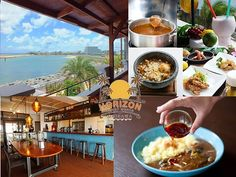 Oceanview Curry Restaurant Horizon Curry Works. Depot Island 9-46 Mihana Chatan, Okinawa. Seaside Building 2F. Open:11am-10pm ¥en-Credit Card. Put Spicy Oil on Curry Ra-Yu. Steak & Loco Moco Curry. Homemade Curry Make from scratch.