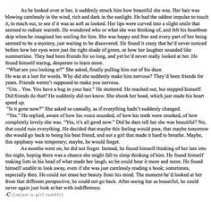 This is from a story I've recently started to write. This particular excerpt happens a lot later in the story, but it's been in my head for so long, I had to write it. The last piece of a story I posted got stolen so many times, that I decided not to. Enjoy Quotes, Me Quotes, Facts About Guys, Guy Facts, Fall For You, I Wish I Knew, Strong Women Quotes, Words To Describe, Pretty Words