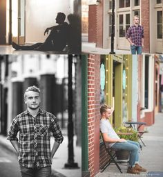 Senior Guy Photos | Bethany Sams Photography