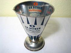 Dr. Oetker-Messbecher