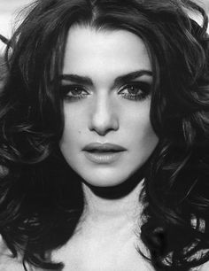 Rachel Weisz. Actualmente, posiblemente la mujer más guapa del mundo...