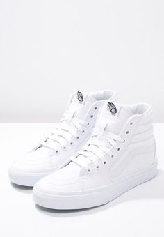 b8dc13de9f Vans - High-top trainers - true white for Free delivery for orders over