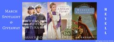 http://www.singinglibrarianbooks.com/adults/march-revell-spotlight-giveaway