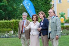 Queen Silvia visits Erlebnispark Thurn adventure park. 2-8-2016