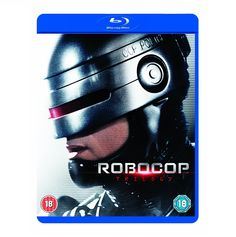 BARGAIN Robocop Trilogy [Remastered] [Blu-ray] NOW £10.90 At Amazon - Gratisfaction UK Bargains #bargains #robocop