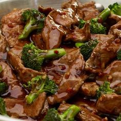 Lawry's Asian Style Beef and Broccoli Recipe - a seasoning packet from Lawry's makes this easy to whip up and delicious
