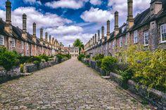 Wells, Somerset (UK) oldest street.