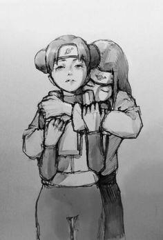 Neji e Tenten (NejiTen) Naruto Shippuden Sasuke, Sai Naruto, Itachi, Anime Naruto, Tenten Y Neji, Comic Naruto, Manga Anime, Narusasu, Sasunaru