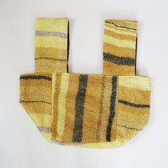 tamaki niime HACO bag wool70% A - 手仕事のうつわと雑貨の通販サイト|雑貨店アオトキイロ