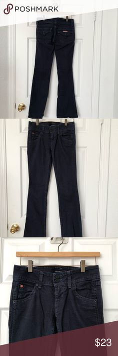 Hudson jeans Worn but in great condition! Last 3 photos reflect the color the best! Hudson Jeans Jeans Flare & Wide Leg