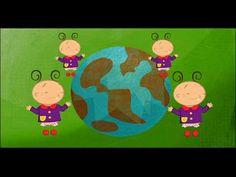 Canción LOS PLANETAS Buena canción para introducir a los niños a la unidad del Sistema Solar. Preschool Science, Elementary Science, Science Activities, Activities For Kids, Space Classroom, Classroom Themes, Space Projects, School Projects, Just Video