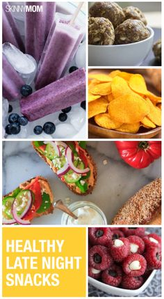 Weight loss tips for late night snackers!