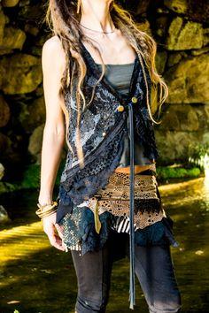Foxy overlay mini layered skirt. Faux leather skirt