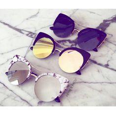 512fb35b8318 Instagram post by R O Y A L & R E G A L • Jun 20, 2016 at 1:35pm UTC.  Spring SunglassesCat Eye ...