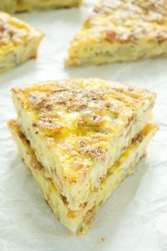 A delicious potato bacon egg breakfast casserole recipe that is a crowd-winner and can be prepared ahead of time! Freezer-friendly.