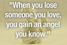 When you lose someone. Condolence quotes