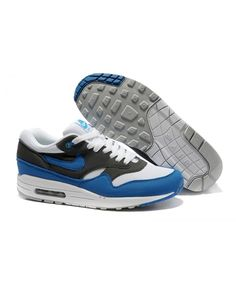 Order Nike Air Max 1 Mens Shoes Blue Official Store UK 1918 Online Outlet  Stores 83a4e8d0c