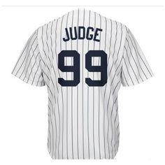 2d0b138181 Men's New York Yankees #99 Aaron Judge White Cool Base Jersey 2019 #fashion  #