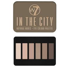W7 In the City - Oogschaduw Palet Dupe voor Urban Decay Naked Basic 2