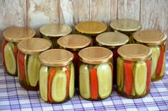 Mason Jars, Salads, Food And Drink, Cooking Recipes, Yummy Food, Canning, Vegetables, Drinks, Summer