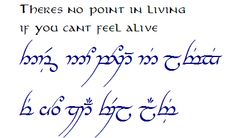 Quote in Tengwar Elbisches Tattoo, Elvish Tattoo, Hobbit Tattoo, Tattoo Quotes, Tolkien Elvish, Elvish Language, Lord Of The Rings Tattoo, Norwegian Words, Language Quotes