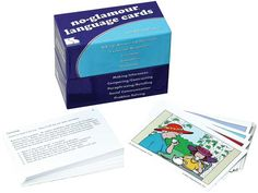 No-Glamour® Language Cards  Ages: 6-11   Grades: 1-6