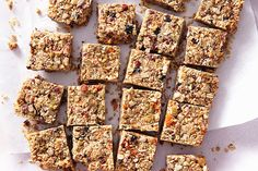 Find the recipe for Fruit and Seed Bars and other seed recipes at Epicurious.com