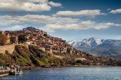 GREECE CHANNEL   Molyvos-Lesvos island