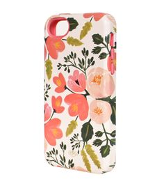Botanical Rose iPhone 5c Case from Rifle Paper Co. | Love everything they create!