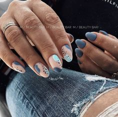 30 Best Matte Short Nails For Natural Short Manicure Nails This Fall - Page 8 of 29 - - Shellac Nails, Matte Nails, Nail Manicure, Short Square Nails, Short Nails, Hair And Nails, My Nails, Fall Nails, Beauty Hacks Nails
